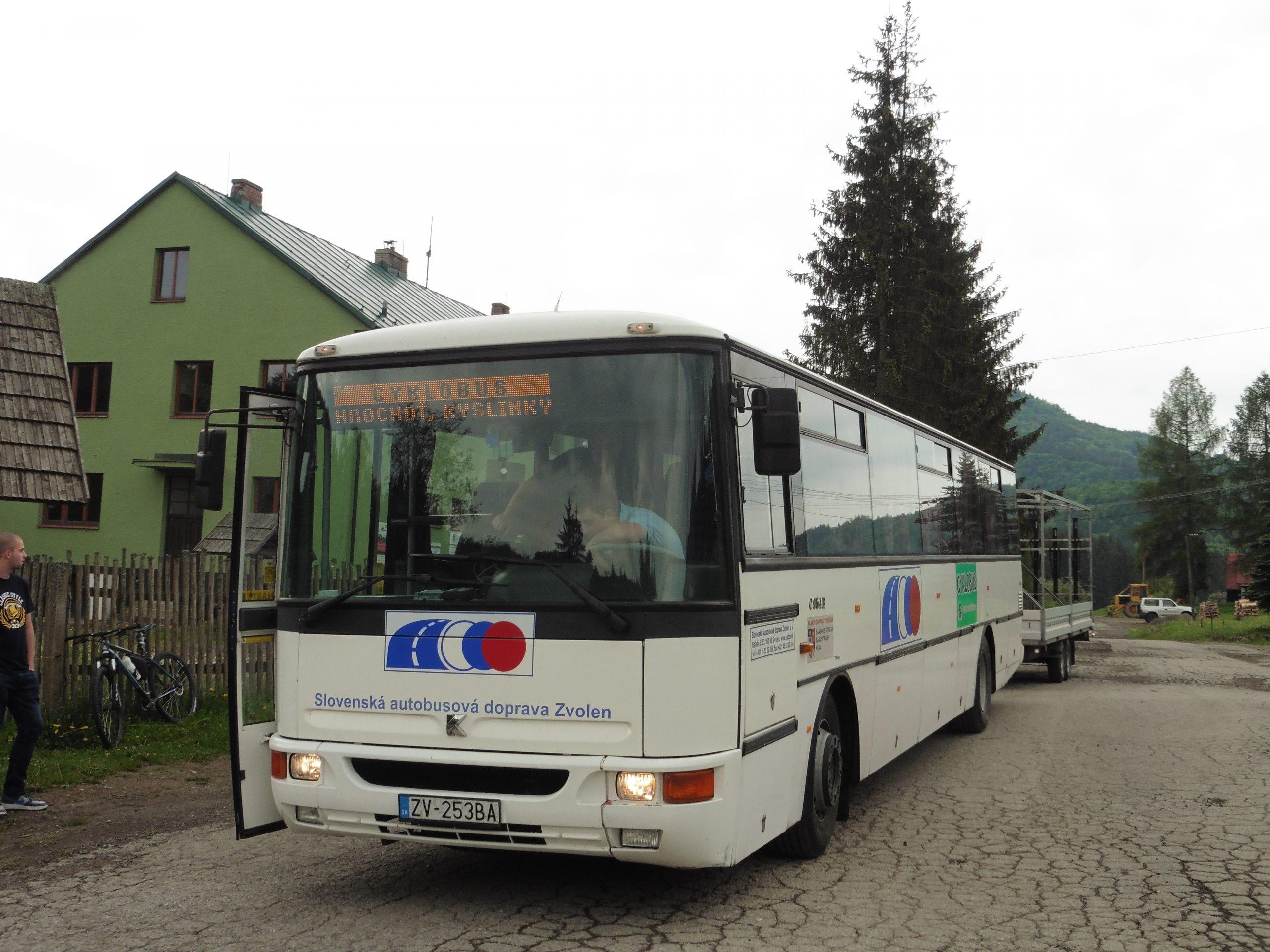 Cesta kráterom slovenskej Etny